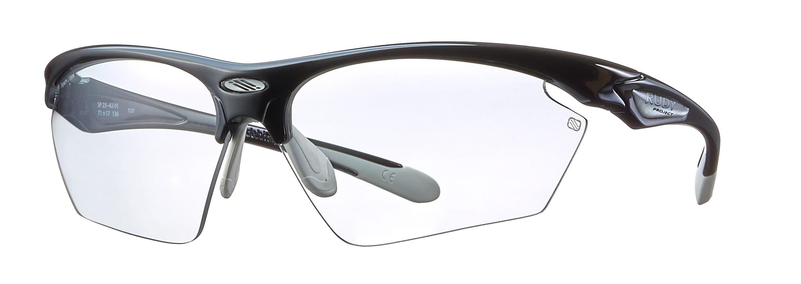 Stratofly Black - black gloss white
