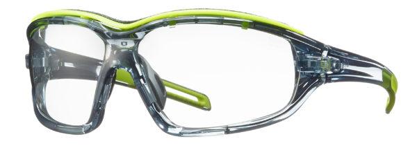 zolid pro S - grau transparent/lime